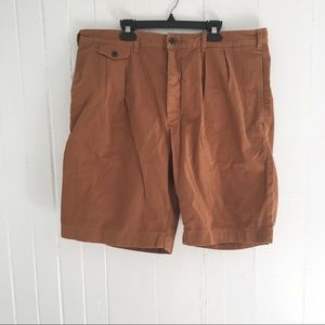 NWT Double Pleated Relaxed Fit Shorts